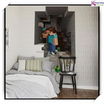 Baby Cartoon Diy Behang Voor Kinderen Kamers Sofa Slaapkamer Huis ...