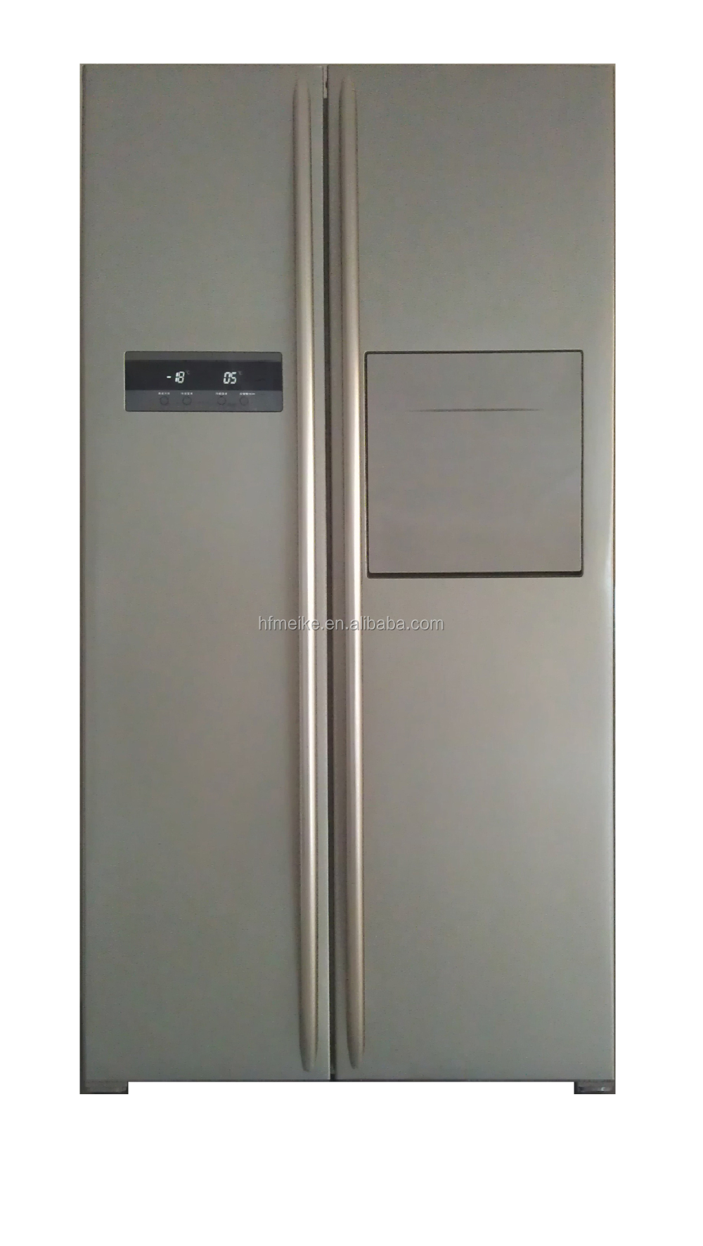 High end french door refrigerator mcd601w side by side for High end french doors