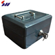Safety concealed storage cheap steel mini bank money safe deposit box