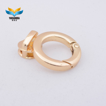 wholesale fashion custom metal handbag hardware for bags