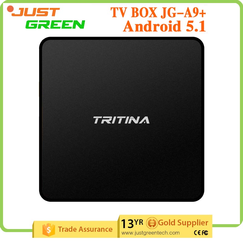 In Stock Justgreen JG-A9+ <strong>TV</strong> <strong>Dongle</strong> Amlogic S905 Quad-core 1GB/8GB Android 5.1 Multi-language BT 4.0