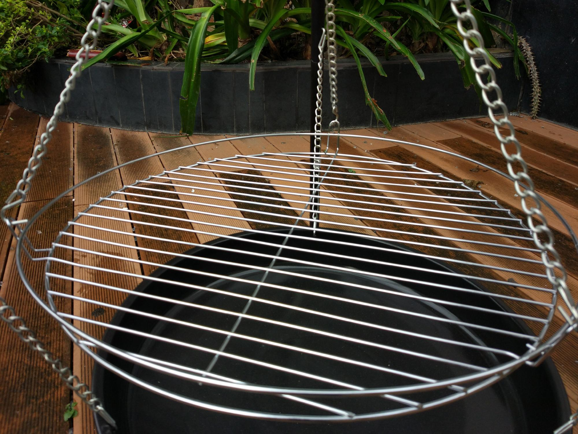steel it acab grill grate broil rack char stainless ip up walmart com universal fix