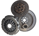 Clutch Kits including the clutch cover and clutch disc replacement Valeo