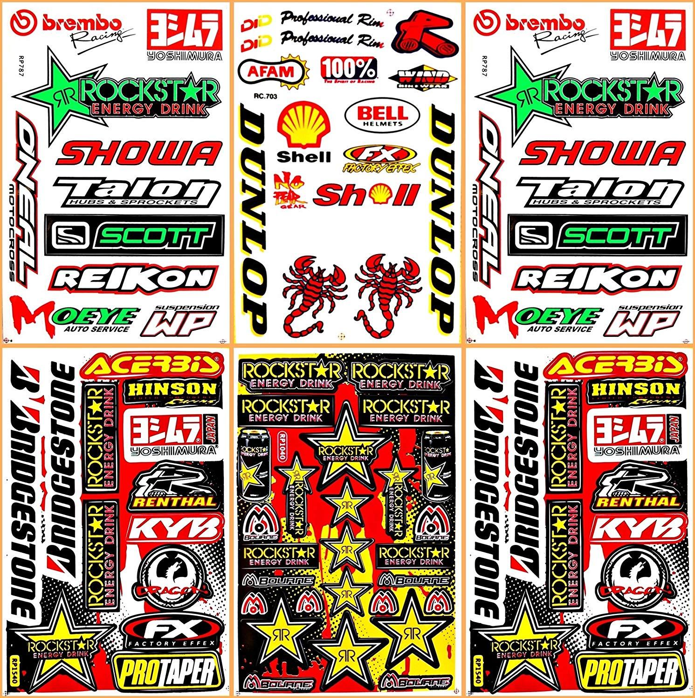 Buy dirt bikes motorcycles motocross motogp lot 6 vinyl