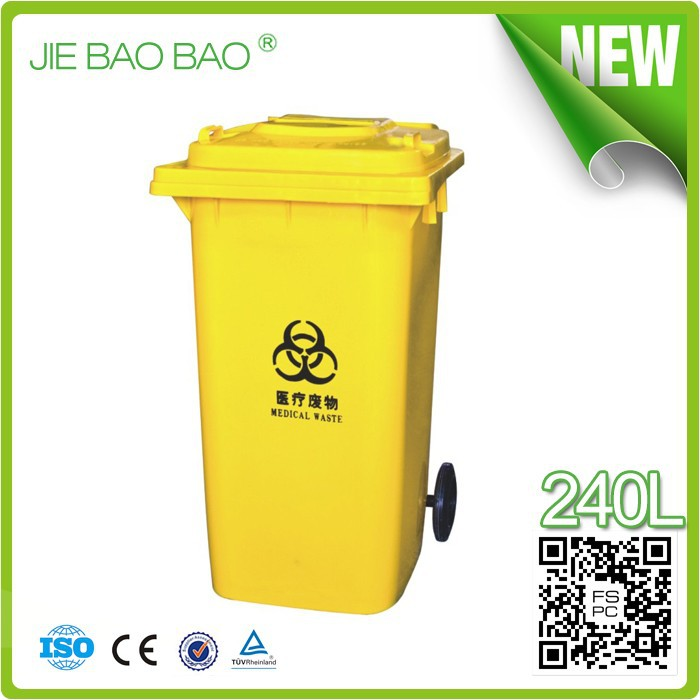 Wholesale HDPE 240L Plastic Medical Waste Container - Alibaba.com