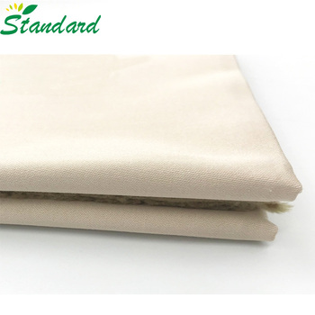 Chinese wholesale home textile cotton twill fabric for clothing and garment cotton sateen fabric