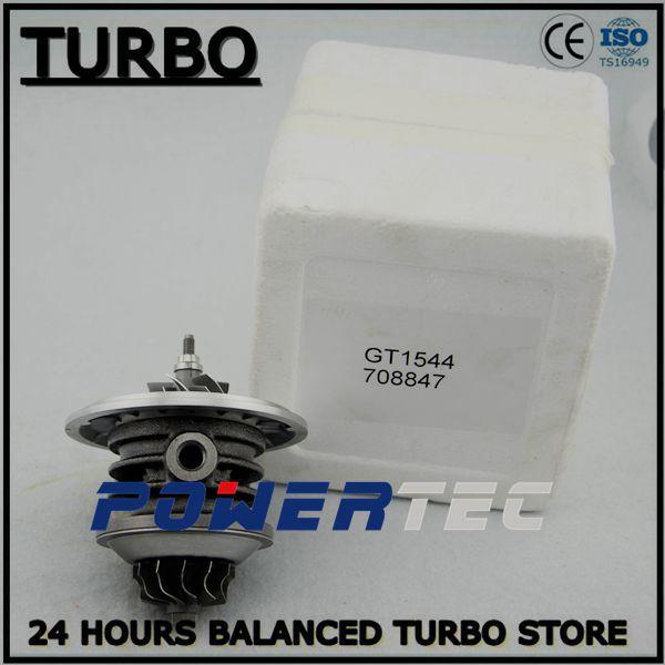 Турбо ассамблеи ядро GT1444S 708847 - 5002 S 708847 двигателя M724.19 8 вентиль для Fiat Doblo 1.9 JTD для продажи