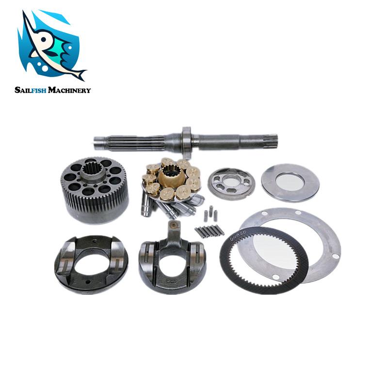KAWASAKI DNB50B DNB60B hydraulic travel motor final drive spare parts pump kits for HYUNDAI R290 SUMITOMO S330