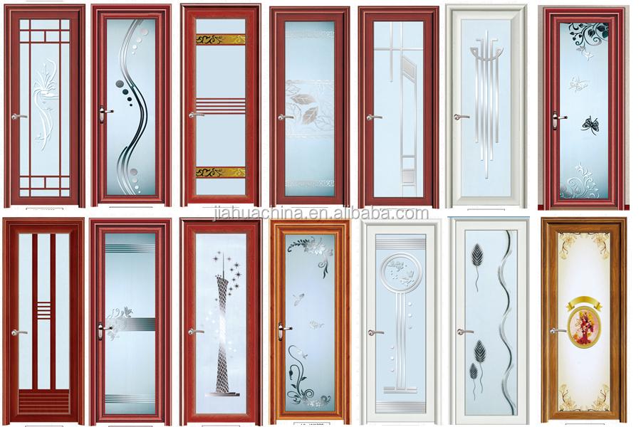 2015alibaba New Model Main Entrance Aluminum Bathroom Door Design Seal For  Door Bottom Aluminum Bathroom Door Part 59