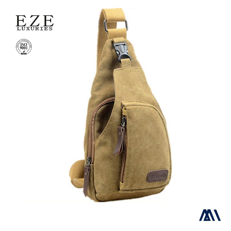 Best Tactical Sling Bag For Men Shoulder Bags Canvas Product On Alibaba