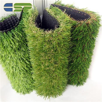 Chinese golden supplier synthetic grass turf landscaping artificial grass for garden