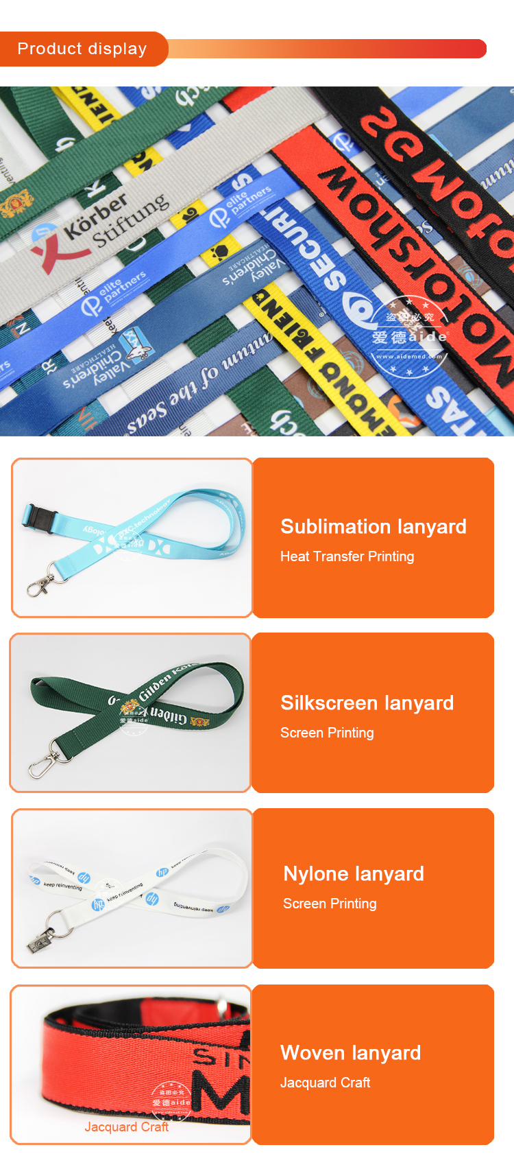Make One Custom Narrow Sport Softball Football Team Soccer Photo Lanyard Plastic Id Holder Safety Breakaway Sale