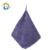 poly blend rally purple microfiber casaba kitchen towel