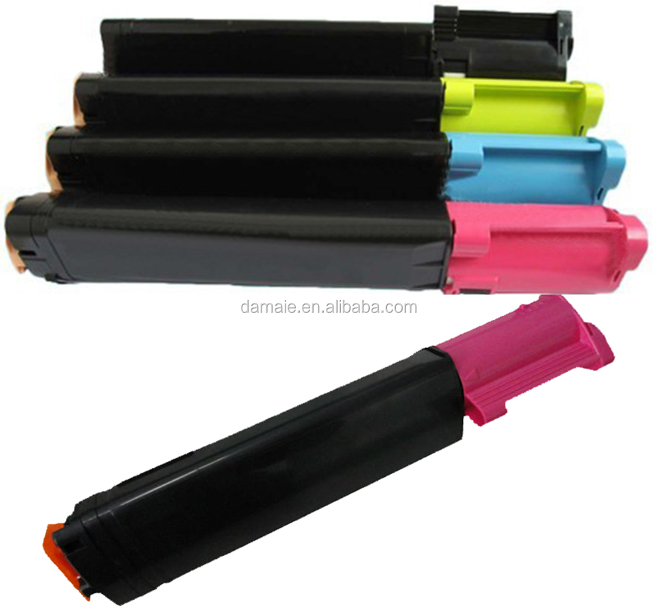 Color Toner Cartridge Compatible For Epson Aculaser C1100/CX11/CX11N/CX11F Toner Cartridge SO50187 SO50188 SO50189 SO50190