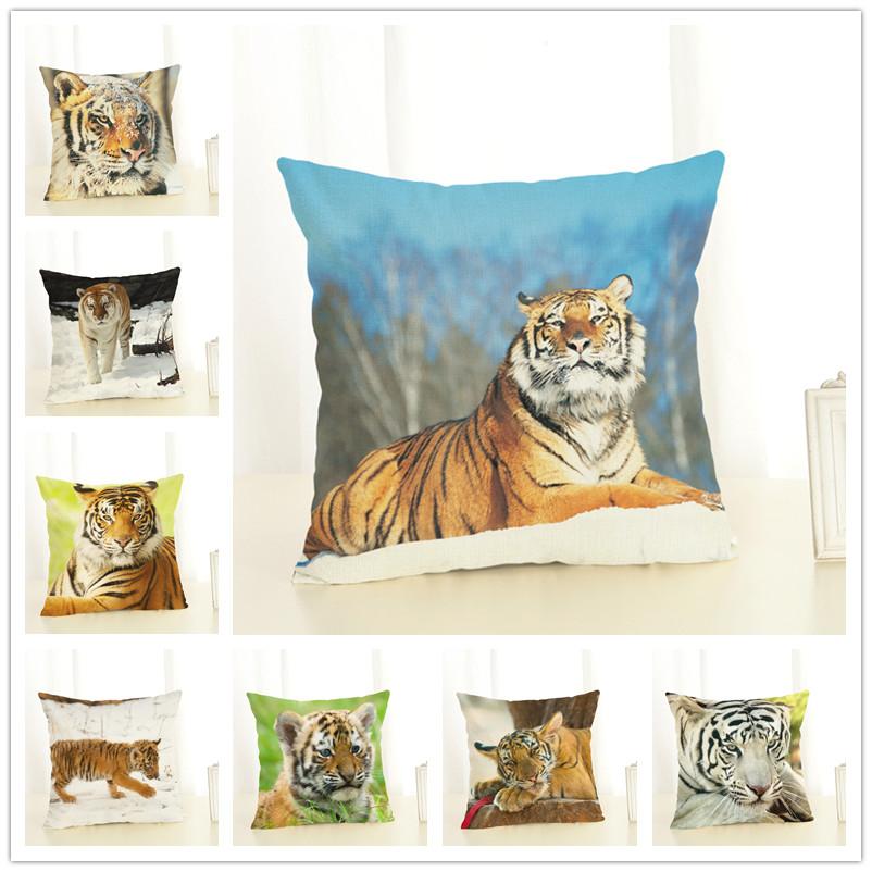 Popular Tiger Print Car Seat Covers-Buy Cheap Tiger Print