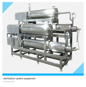Heating Type scraped surface heat exchanger