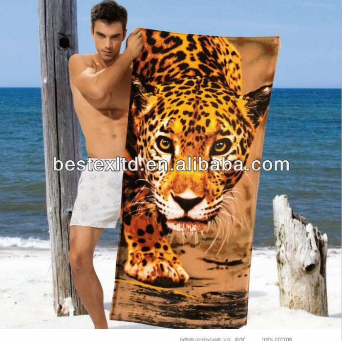 Promotion Funny adult Character Sexy Design your own beach towel