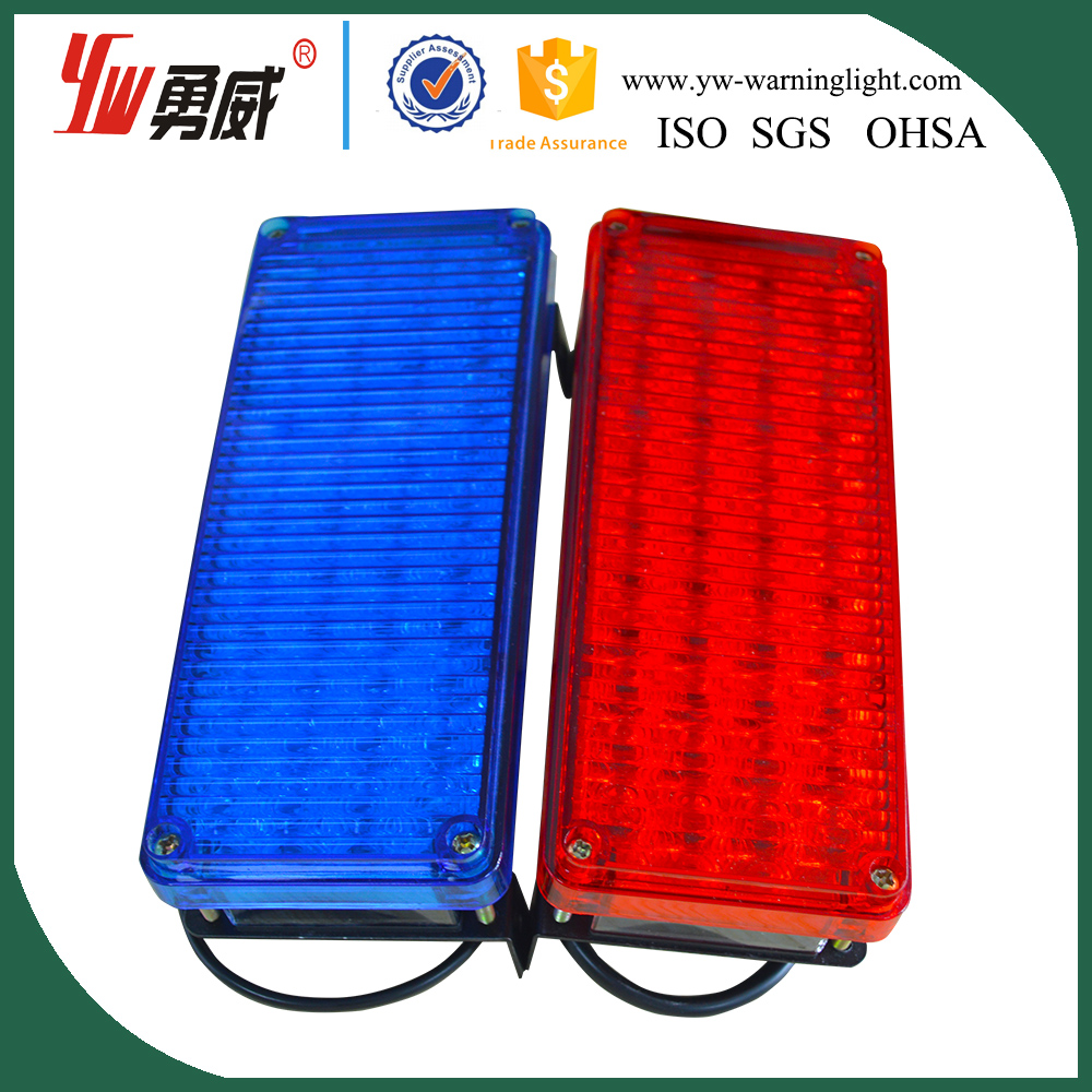 2017 Latest New High Quality Universal LED Square Strobe Flash Light