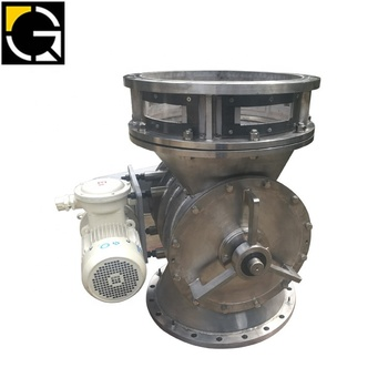 Rotary Airlock Valve TGFY 12L dust control system rotary valve