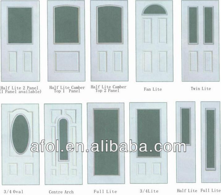 Afol Glassfiber Smc Door Slab And Door Skin Fiberglass Storm Doors