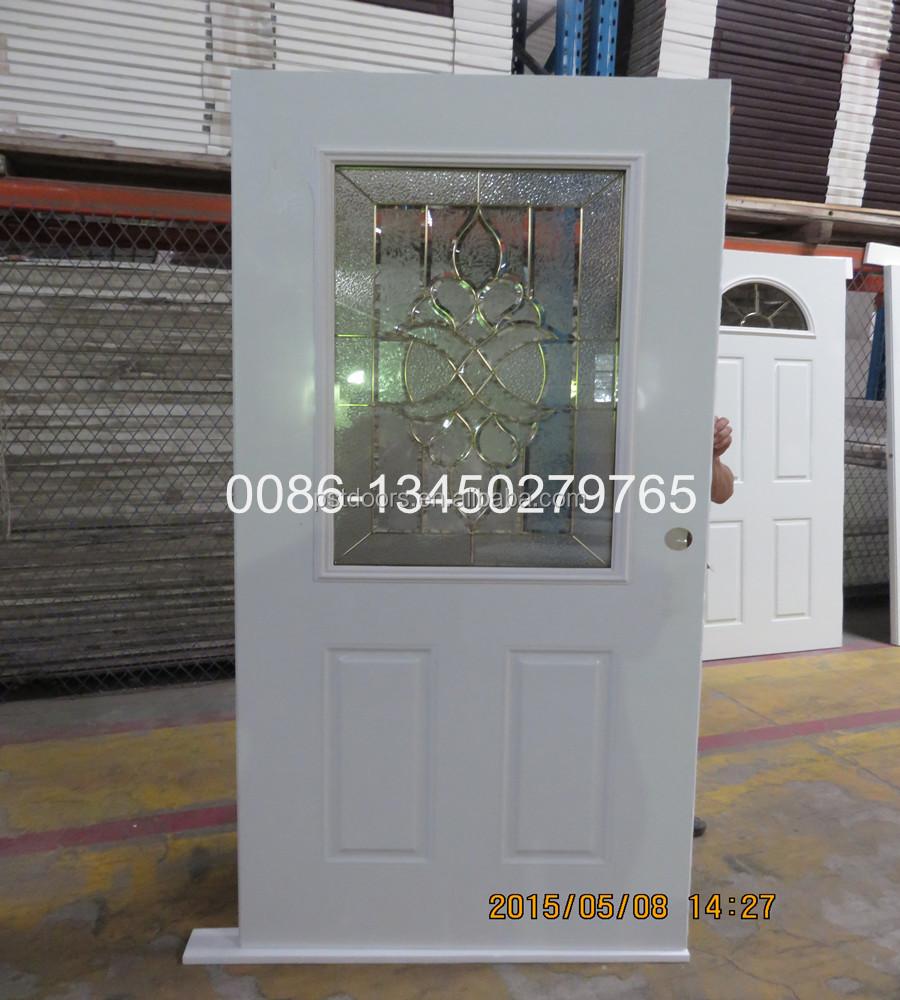 Jinxun Entry Door 3680 Sunburst Model Buy Steel Doorssteel