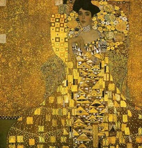 Hand-painted Klimt Paintings Art Reproduction canvas