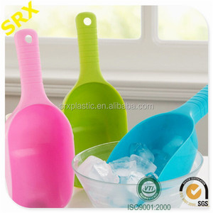 Kitchens utensils Buffet OEM plastic ice scoops for sale, make your own party ice cream scooper plastic