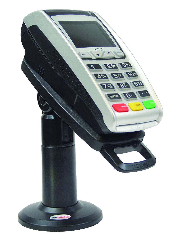 """Ingenico ICT 220/ICT 250 7"""" Pole Mount Terminal Stand"""