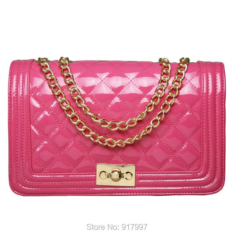 Get Quotations · MISS LULU 2015 New Chain handbag women shoulder bag  quilted messenger bag brand shoulder bags beige a0f6535e785e2