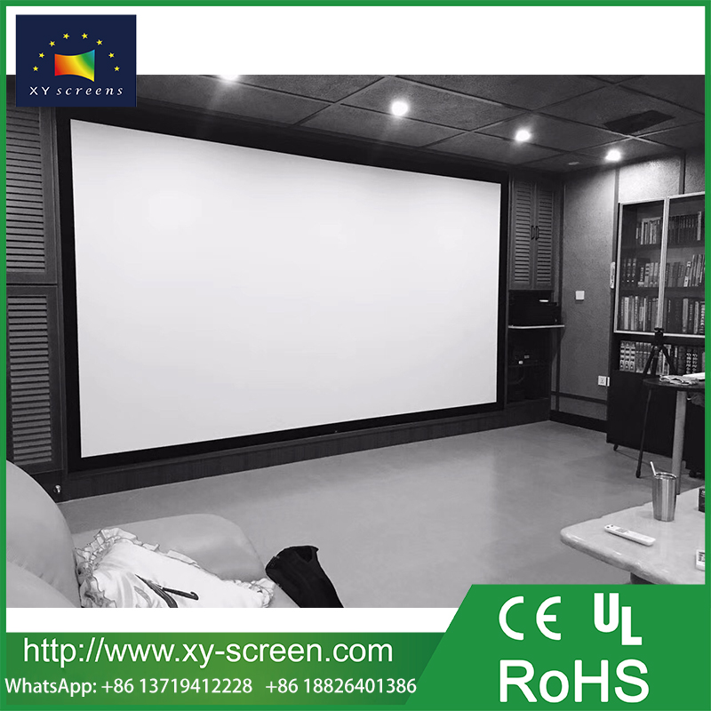 Xyscreen 110 Inch Home Theater Fixed Frame Projector Screen - Buy ...