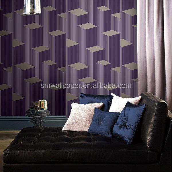 Rovsky wallpaper design 3d vinile carta da parati per camera da ...