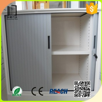 Kitchen Cabinet Rolling Door/cabinet Doors Kitchen Used/aluminum Roller  Shutter Door Cabinet