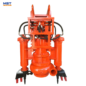 Centrifugal submersible hydraulic sand slurry dredger pump