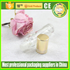 industrial use deodorant roll on bottle 15ml perfume glass bottle