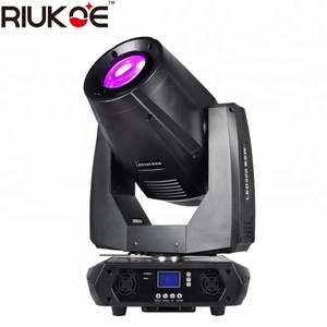 New 2019 trending product CMY CTO 300w beam wash spot 3in1 led moving head light