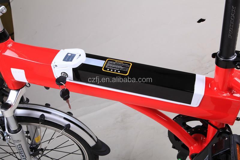 Nieuwe Folding E Fiets Vouwen Elektrische Fiets Mini Fiets