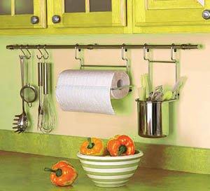 Cocina estante colgante juegos de herramientas de cocina for Herramientas cocina