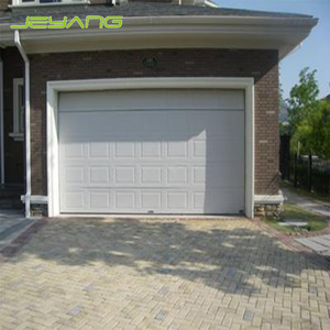 China supplier steel automatic garage door panels prices