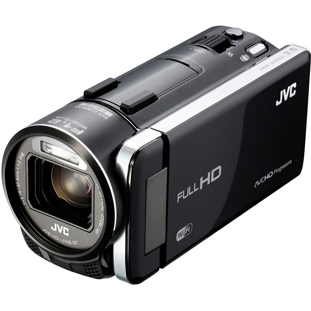 JVC 11.0-Megapixel 1080P High-Definition Everio Digital Video Camera GZGX1BUS (Discontinued by Manufacturer)