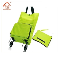 Strong folding frame Supermarket Foldable Shopping Cart