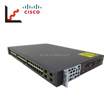 Cisco WS-C3560-48TS-S 3560 Series <span class=keywords><strong>Switch</strong></span> <span class=keywords><strong>48</strong></span> 10/100 + 4 SFP <span class=keywords><strong>Port</strong></span> <span class=keywords><strong>Jaringan</strong></span> Terbaik <span class=keywords><strong>Switch</strong></span>