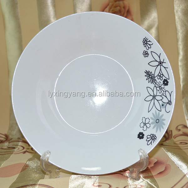 china rectangle serving plates wholesale Linyi Factory