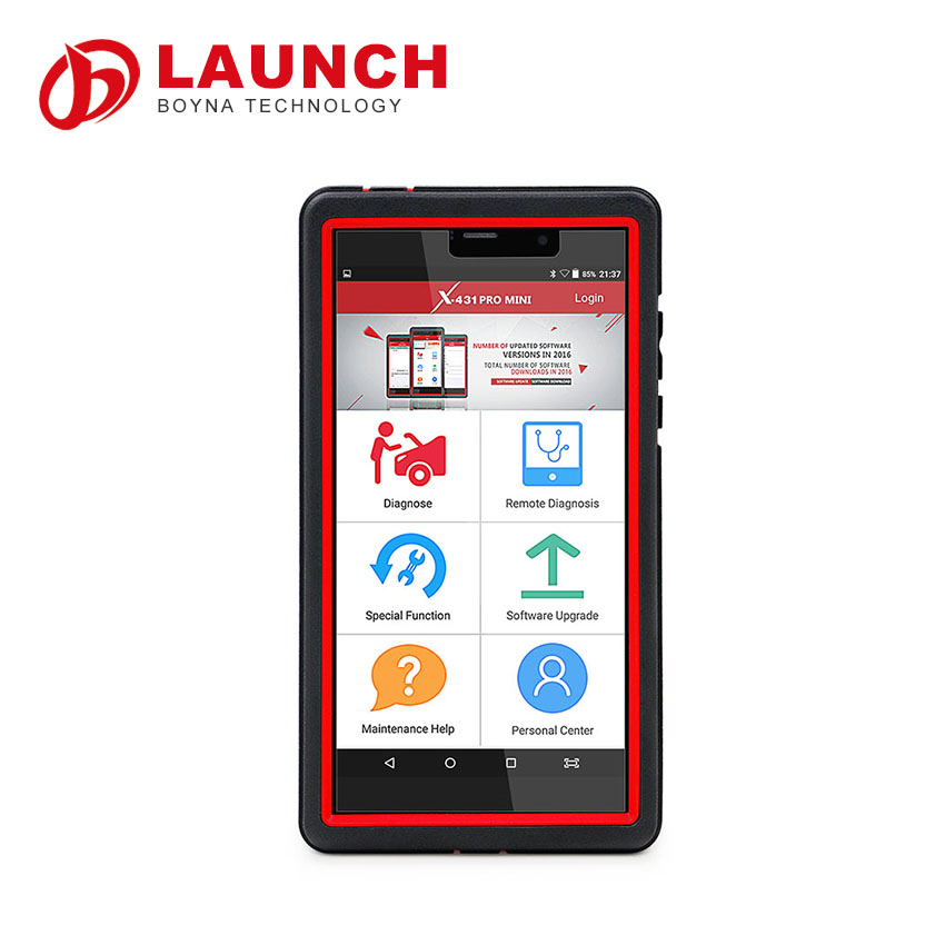 Launch X431 Pro MINI Bluetooth Tablet PC diagnosis With 2 Years Free Update Online