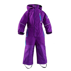 high quality waterproof breathable one piece ski suits windproof snowproof ski overalls outdoor active ski jumpsuits