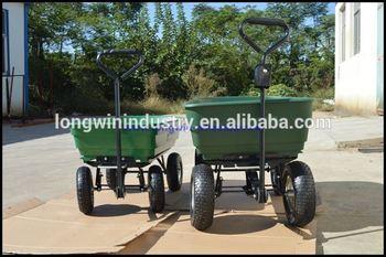 Plastic Garden Cart,garden Wagon,garden Trolley