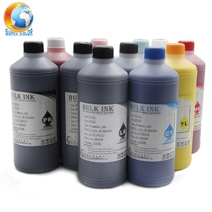 Supercolor 1000ML/Bottle MK Universal Pigment Ink For HP 72 Large Format Inkjet Printer