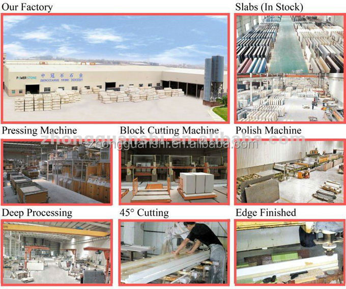 Corian Manufacturing Process: White Stone Artificial Marble Solid Surface Sheet For