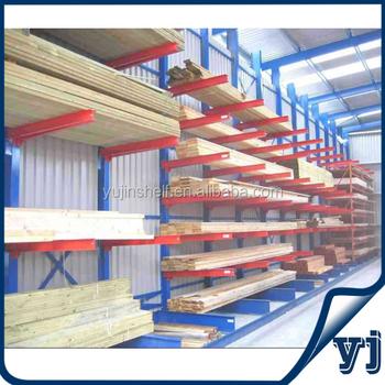 Warehouse raw material storage steel shelf cantilever single side rack  sc 1 st  Alibaba & Warehouse Raw Material Storage Steel Shelf Cantilever Single Side ...