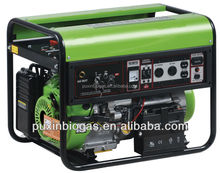 1.2kw methane gas generator for electricity generating