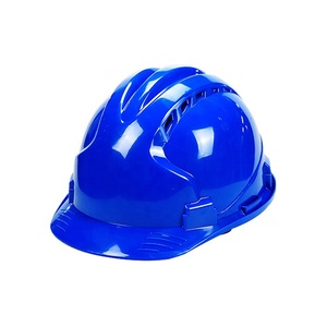 China Supply Working Hard Hat Personal Protective Safety Helmet